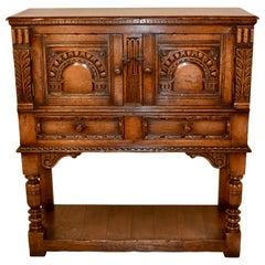 Late 19th Century Ipswitch Oak Server