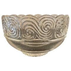 Tiffany Glass Center Bowl