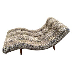 Adrian Pearsall Wave Chaise Lounge for Craft Associates