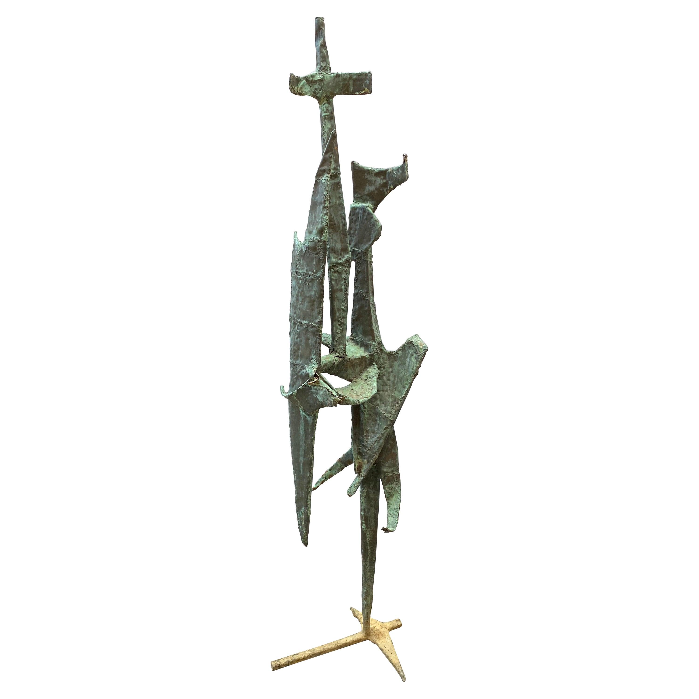 Betty Miller Brutalist Sculpture 1958