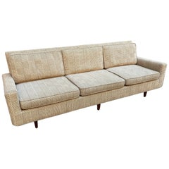 Florence Knoll for Knoll Model 26 Sofa with Original Fabric