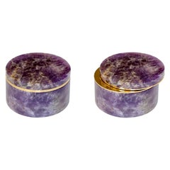 Amethyst Boxes by Phoenix