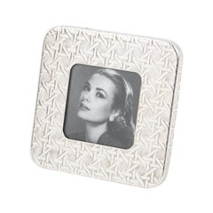 Christian Dior Paris Sterling Silver Picture Frame