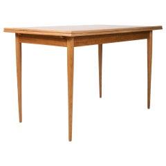 Midcentury Teak Folding Table, Danish Design, 1960s