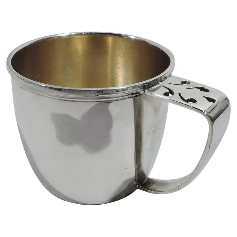 Gorham Sturdy Craftsman Sterling Silver Baby Cup