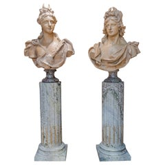 Late 18th Century Sculptures
