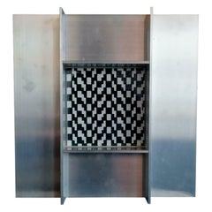 Ceramic Tile Designed by Ettore Sottsass for Cedit Ceramiche, 1968