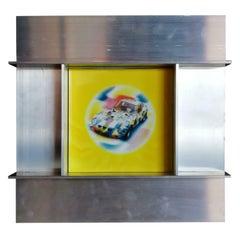 """Ceramic Tile """"ceramiche di faenza"""" Design Alessandro Mendini, 1998"""
