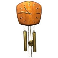 Mid-Century Modern More Clocks