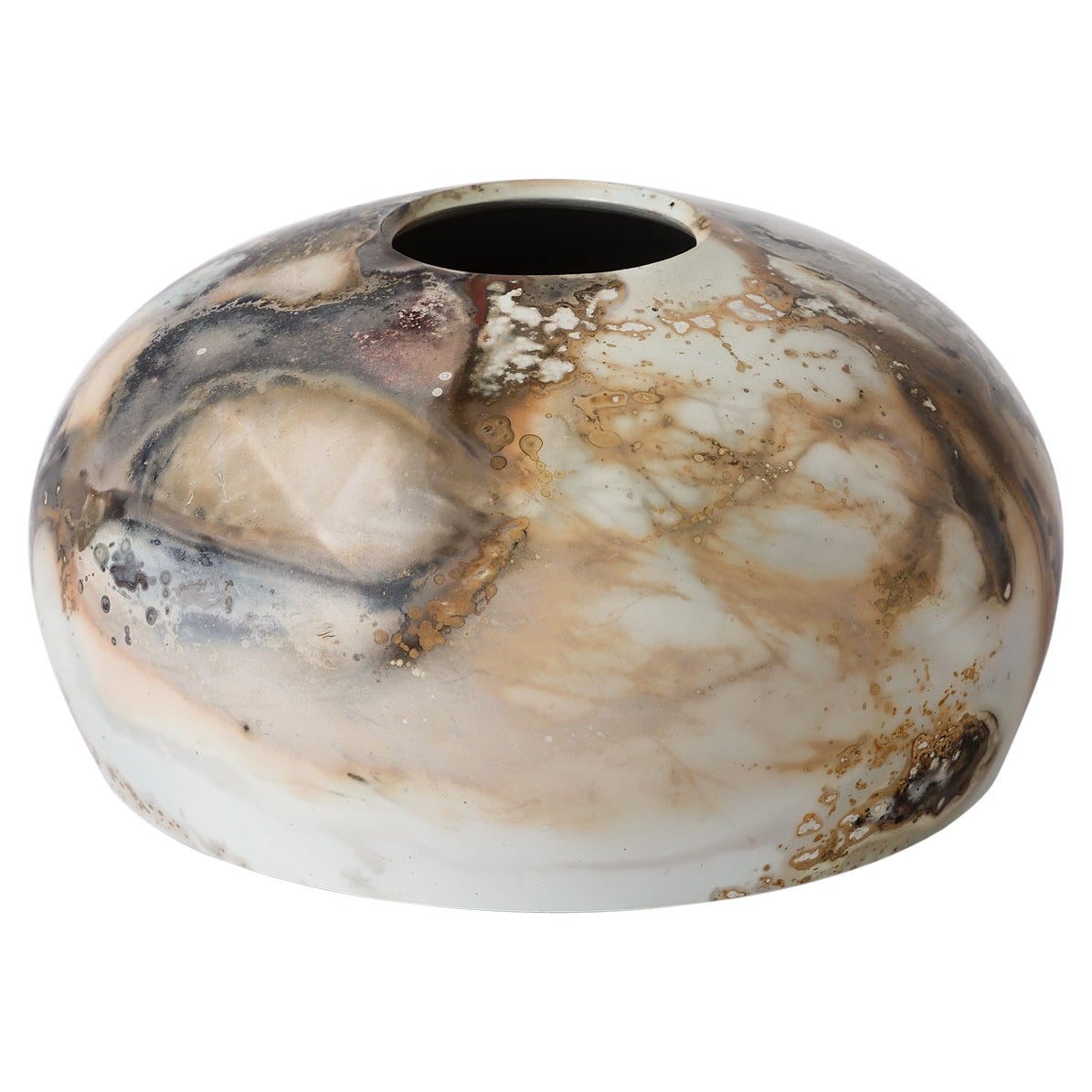 Ceramic Vase by Alistair Dahnieux, circa 2010