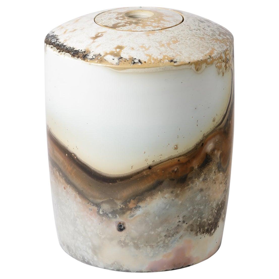 Ceramic Box by Alistair Dahnieux, circa 2011