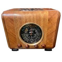 Zenith 6S222 Cube Restored Bluetooth Radio Art Deco