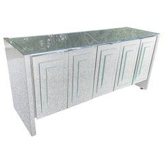 O. B. Solie for Ello Mirrored Five Door Sideboard