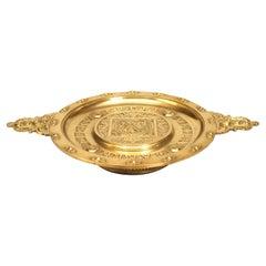 Italian Renaissance Style Bronze Centerpiece