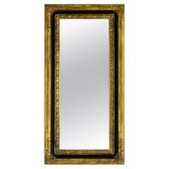 Gold Leaf Cassonetto Mirror
