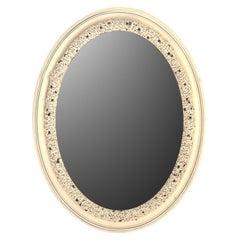 Silver Buds Mirror