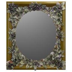 Violet Buds Mirror
