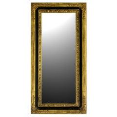 Gilded Dream Floor Mirror