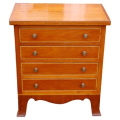 Mahogany Commodes and Chests of Drawers
