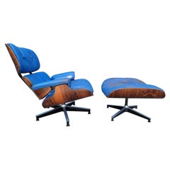 Early Eames 670/671 Lounge Chair & Ottoman