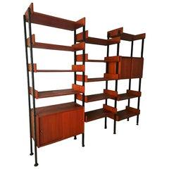 Modular Bookcase Production Imb Series Selex, 1970's