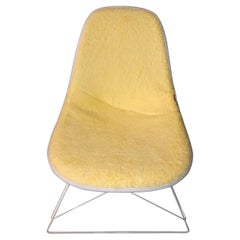 New Dress-Up Covering for Eames Plastic Side Chairs < Color: Popcorn>