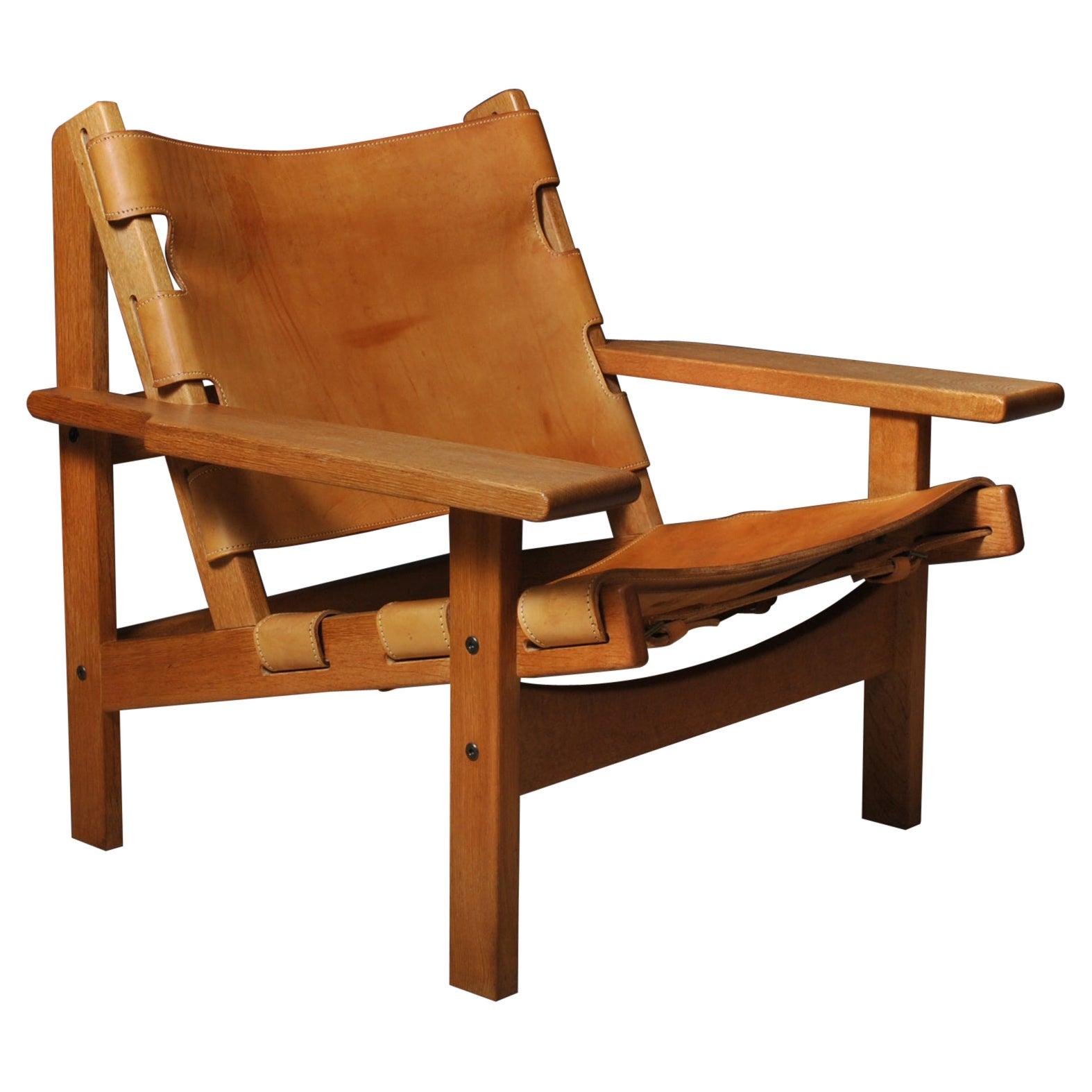 Original Kurt Østervig Hunting Chair
