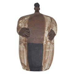 Ceramic Male Figure