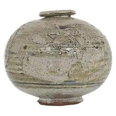 Early Peter Voulkus Ceramic Vase