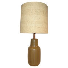 Martz Large Pottery Table Lamp for Marshall Studios