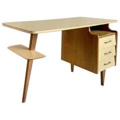 Jacques Hauville, Tripod Desk 1950