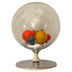 "Angelo Brotto ""Barbarella"" Table Lamp, Italy, 1965"