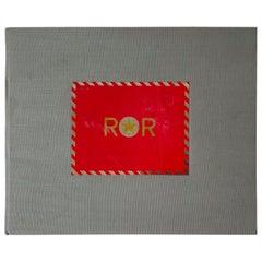 R.O.R Furniture Catalog Ringo Starr