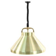 Fog & Morup Brass Pendant Light