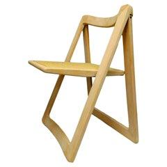 """Chair """"Trieste"""" Design Aldo Jacober Pierangela 'dAniello for Bazzani, 1966"""