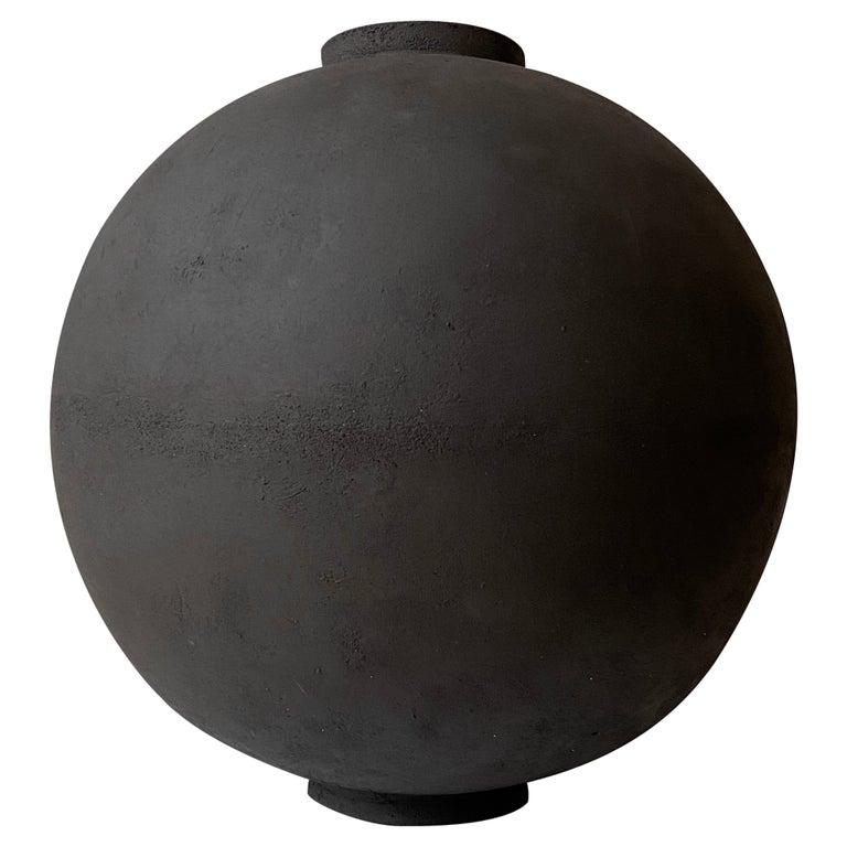 Wabi Moon Jar by Laura Pasquino For Sale
