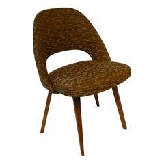 Early Eero Saarinen Side / Desk Chair model # 72ULB for Knoll