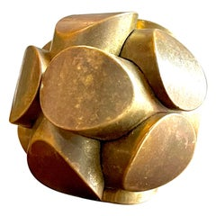"""""""Ball Puzzle"""" Sculpture by Charles Owen Perry"""