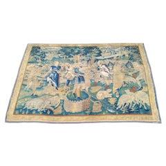 1048, 17th Century Tapestry Village Festival