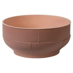 Bowl Marrone e Crema by Benjamin Hubert