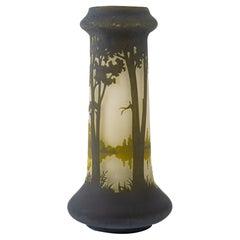 Vase of Daum Nancy