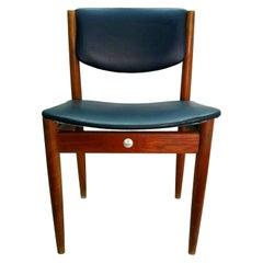 "Danish Collectible Chair ""197"" Design Finn Juhl for France & Søn, 1960s"