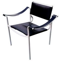 "Chair Armchair ""Spaghetti"" Design Giandomenico Belotti for Alias, 1980s"