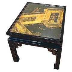 Regency Style Mallett Side Table
