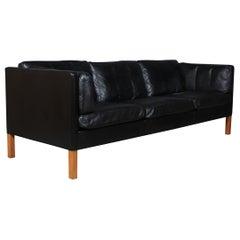 Børge Mogensen Three-Seat Sofa
