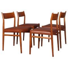 Arne Vodder, Dining Chairs