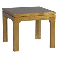 Gold Gilt Side Table