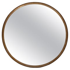 Brasscrafters Industrial Porthole Mirror
