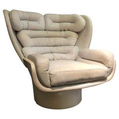 Elda Lounge Chair Joe Colombo