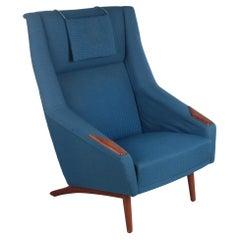 Relaxing Chair Folke Ohlsson Made by Fritz Hansen